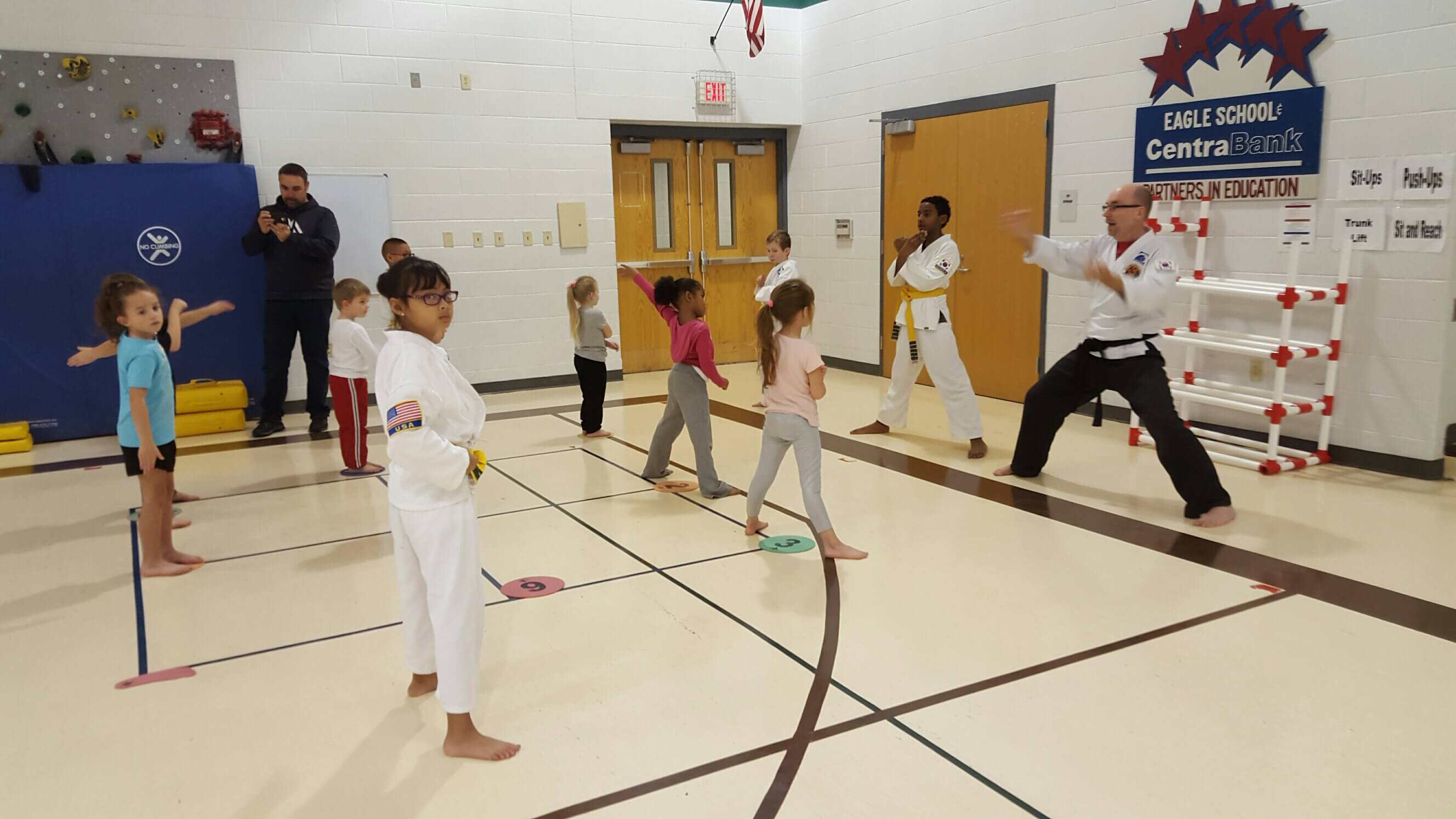 korean-karate-Preschool-Karate