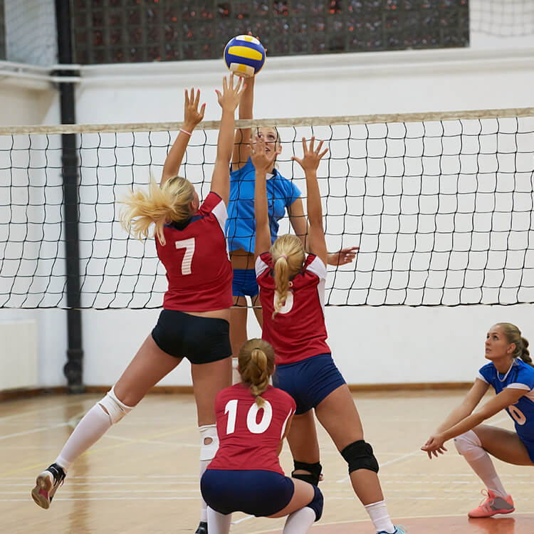 Girls Volleyball Conditioning Clinic