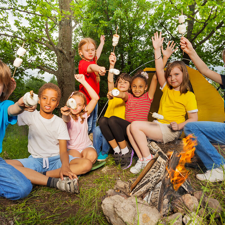 Gateway Children's Garden Activities and Camps