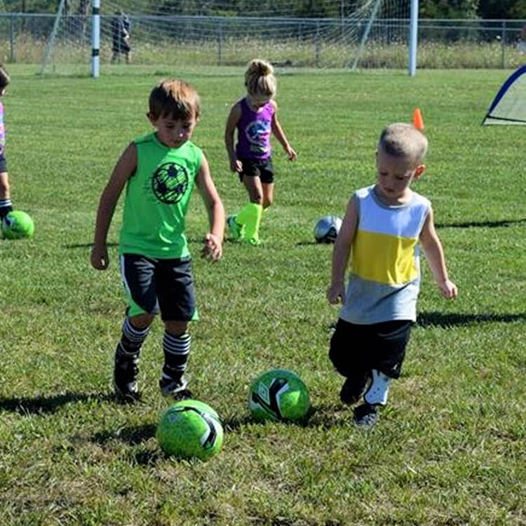 TinyTots & Mighty Mites Instructional Soccer