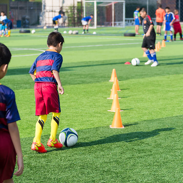 Mighty Mites Soccer Camp