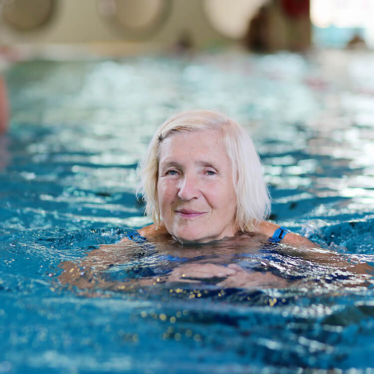 Free Senior Adult Swim